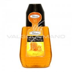 Miel liquide squeezer 250g - 8 bouteilles