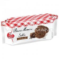 Sablés tout chocolat Bonne Maman 150g - 8 paquets en stock