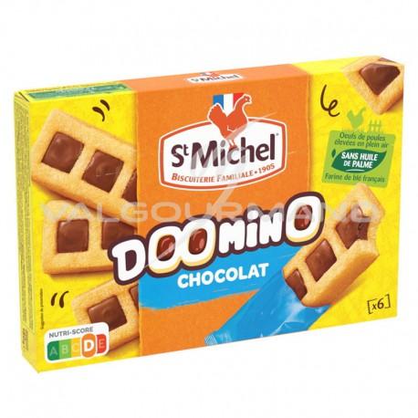 Doomino Chocolat 180g St Michel - 9 paquets