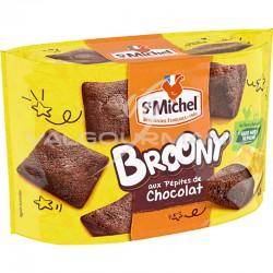 Broony St Michel 220g - carton de 8 paquets en stock