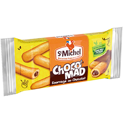 Choco'mad St Michel 240g - 12 paquets en stock