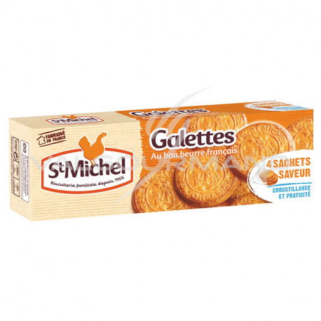 Galettes St Michel en carton de 12