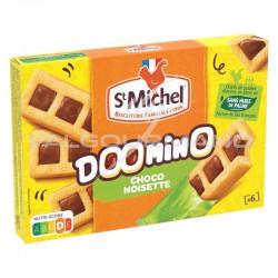 Doomino Chocolat Noisettes 180g St Michel - 9 paquets en stock