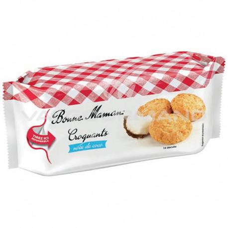 Croquant noix de coco Bonne Maman 150g - 8 barquettes