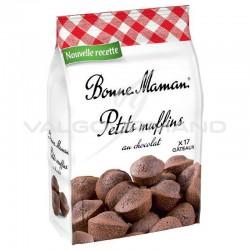 Petits muffins au chocolat Bonne Maman 235g - 8 paquets en stock