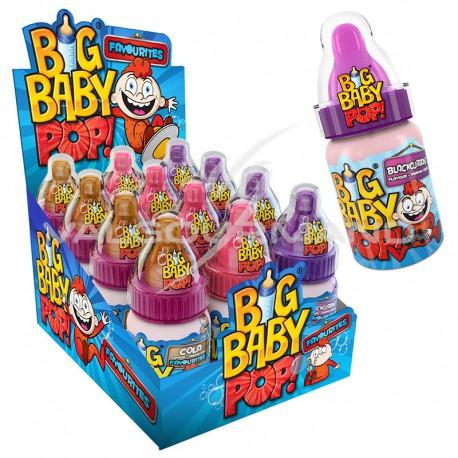 Big baby pop classic favourites - boîte de 12