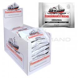 Fisherman's friend original eucalyptus menthol 25g - 24 sachets