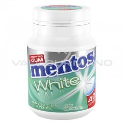 Mentos bottle white Menthe verte SANS SUCRES - le lot de 6 en stock