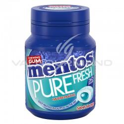 Mentos bottle pure fresh Menthol eucalyptus SANS SUCRES - le lot de 6 en stock