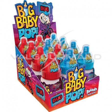 Big baby pop Duo - boîte de 12
