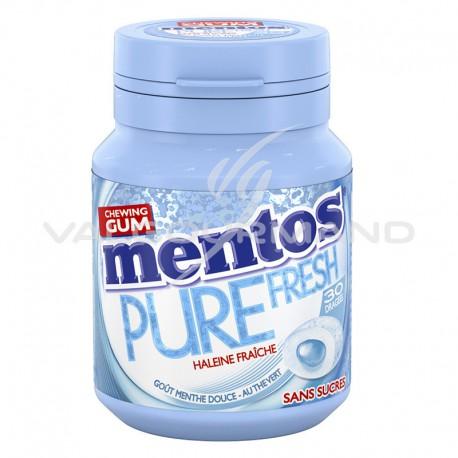 Mentos bottle pure fresh Menthe douce SANS SUCRES - le lot de 6