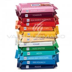 Ritter Sport Colourful tablettes 100g - présentoir de 36