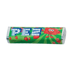 Pez mini recharches fruits - la boite de 100
