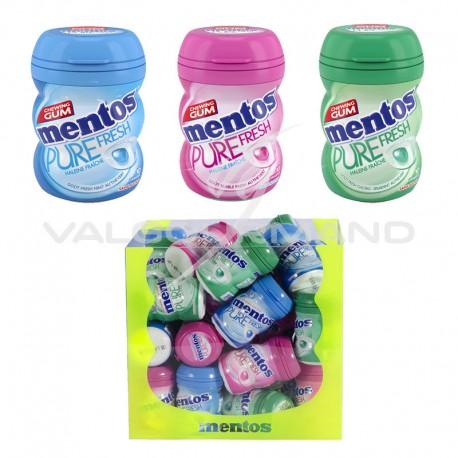 Mentos GUM Pure Fresh nano - 45 boîtes assorties