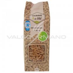 Pâtes Torti Terre de blé 500g - 12 paquets en stock