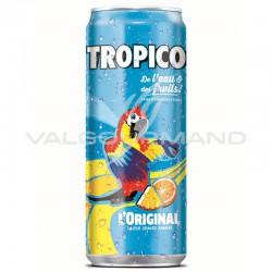 Tropico exotique 33cl - 24 canettes