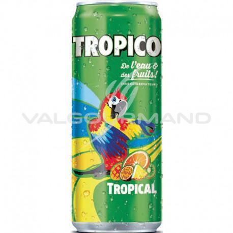 Tropico tropical 33 cl - 24 canettes