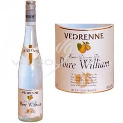 Bouteille eau de vie de Poire William - 70cl en stock