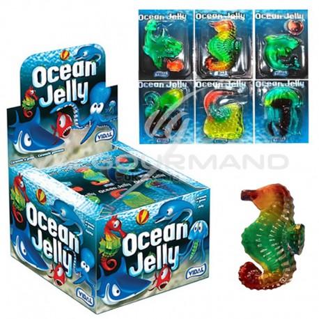 Ocean jelly Bestioles gélifiées - boîte de 66