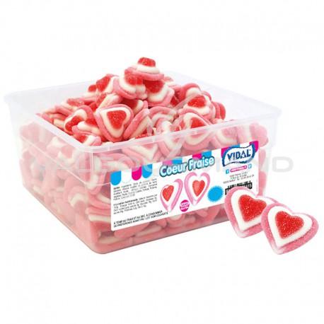 Coeurs de fraise - tubo de 240