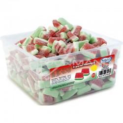 Tranches de pastèque - tubo de 240 en stock