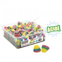 Drops rainbow (colorent la langue) - tubo de 240 en stock