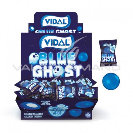 Bubble Gum Blue Ghost framboise - boîte de 200
