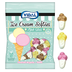 Ice cream 100g - 14 sachets