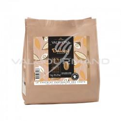 Fèves de chocolat Dulcey 35% Valrhona - 1kg