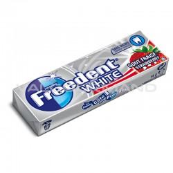 Freedent dragées white fraise SANS SUCRES - le lot de 30 en stock