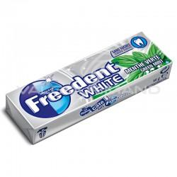 Freedent dragées white menthe verte SANS SUCRES - le lot de 30 en stock