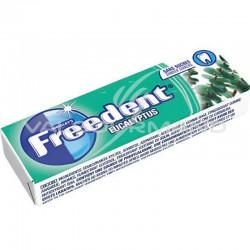 Freedent dragées eucalyptus SANS SUCRES - le lot de 30 - DLUO 24/05/21