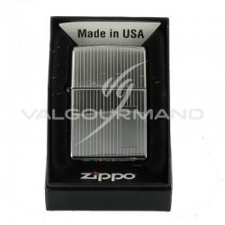 Zippo 350 Engine Turned en stock