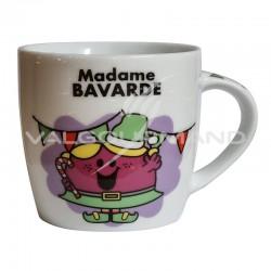 Mug Mme bavarde en stock