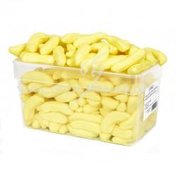 Bananes Marshmallow - tubo de 150 en stock