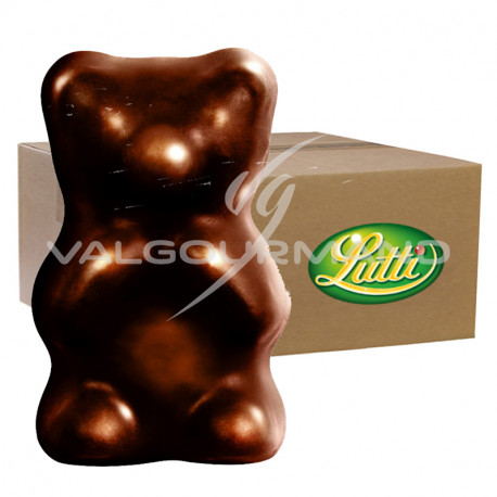 Koala guimauves chocolat noir Lutti - 2,5kg