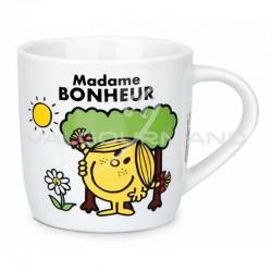 Mug Mme bonheur en stock