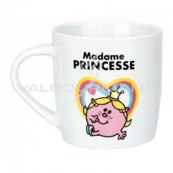Mug Mme princesse en stock