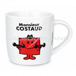 Mug Mr costaud en stock