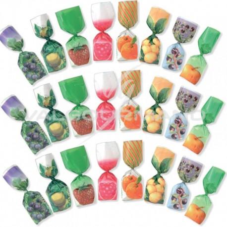 Bonbons luxe aux fruits du verger BARNIER - 1kg