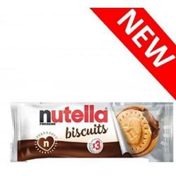 Nutella Biscuits fourrés choco - 41.4g format pocket - boite de 30