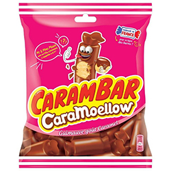 Caramoellow guimauve carambar caramel 102g - 12 sachets