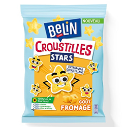 Croustilles stars Fromage Belin 90g - 16 paquets