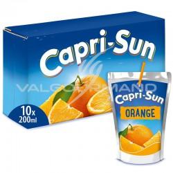Capri-Sun Orange 20cl - 10 poches