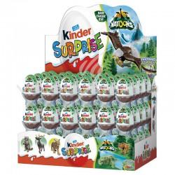 KINDER Surprise - boîte de 72 oeufs