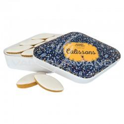 Calissons de Provence - boîte losange de 220g en stock