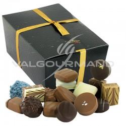Chocolats VALRHONA - ballotin de 380g en stock