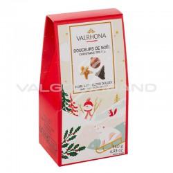 Etui douceurs de Noël VALRHONA - 140g en stock