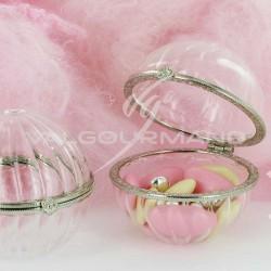 Pallina transparentes - 6 pièces