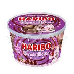 ~Chamallows Choco HARIBO - tubo de 650g en stock